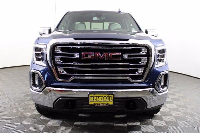 2021 GMC Sierra 1500 Crew Cab 4x4, Pickup #D410098 - photo 3