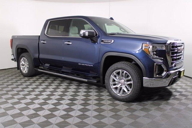 2021 GMC Sierra 1500 Crew Cab 4x4, Pickup #D410098 - photo 4