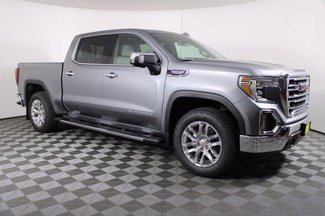 2021 GMC Sierra 1500 Crew Cab 4x4, Pickup #D410099 - photo 3
