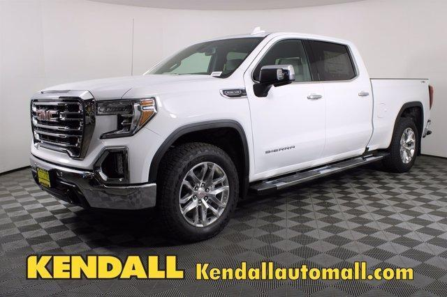 2021 GMC Sierra 1500 Crew Cab 4x4, Pickup #D410101 - photo 1