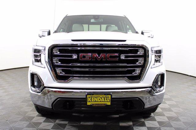 2021 GMC Sierra 1500 Crew Cab 4x4, Pickup #D410101 - photo 3