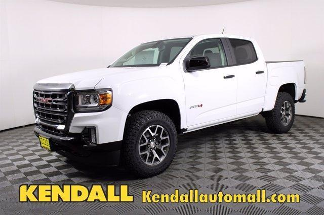 2021 GMC Canyon Crew Cab 4x4, Pickup #D410117 - photo 1