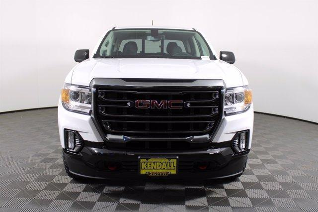 2021 GMC Canyon Crew Cab 4x4, Pickup #D410117 - photo 3