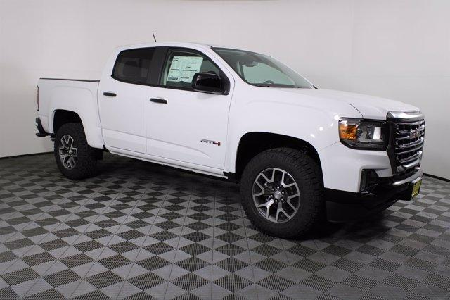 2021 GMC Canyon Crew Cab 4x4, Pickup #D410117 - photo 4