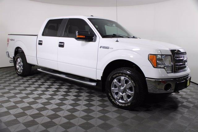 2013 Ford F-150 SuperCrew Cab 4x4, Pickup #D410239A - photo 2