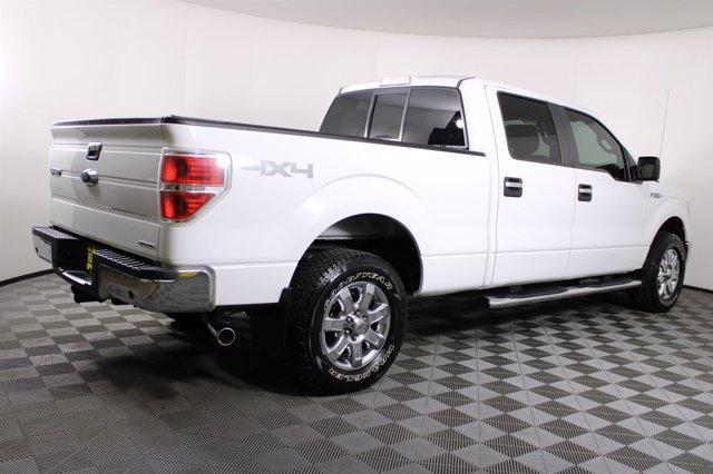 2013 Ford F-150 SuperCrew Cab 4x4, Pickup #D410239A - photo 5