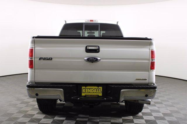 2013 Ford F-150 SuperCrew Cab 4x4, Pickup #D410239A - photo 6