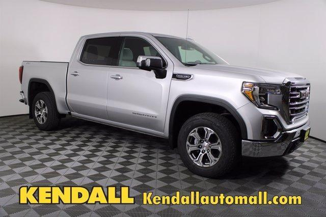 2021 GMC Sierra 1500 Crew Cab 4x4, Pickup #D410240 - photo 1