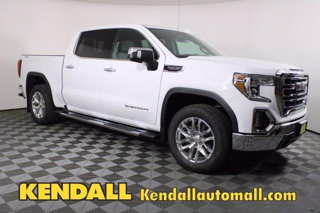 2021 GMC Sierra 1500 Crew Cab 4x4, Pickup #D410242 - photo 1