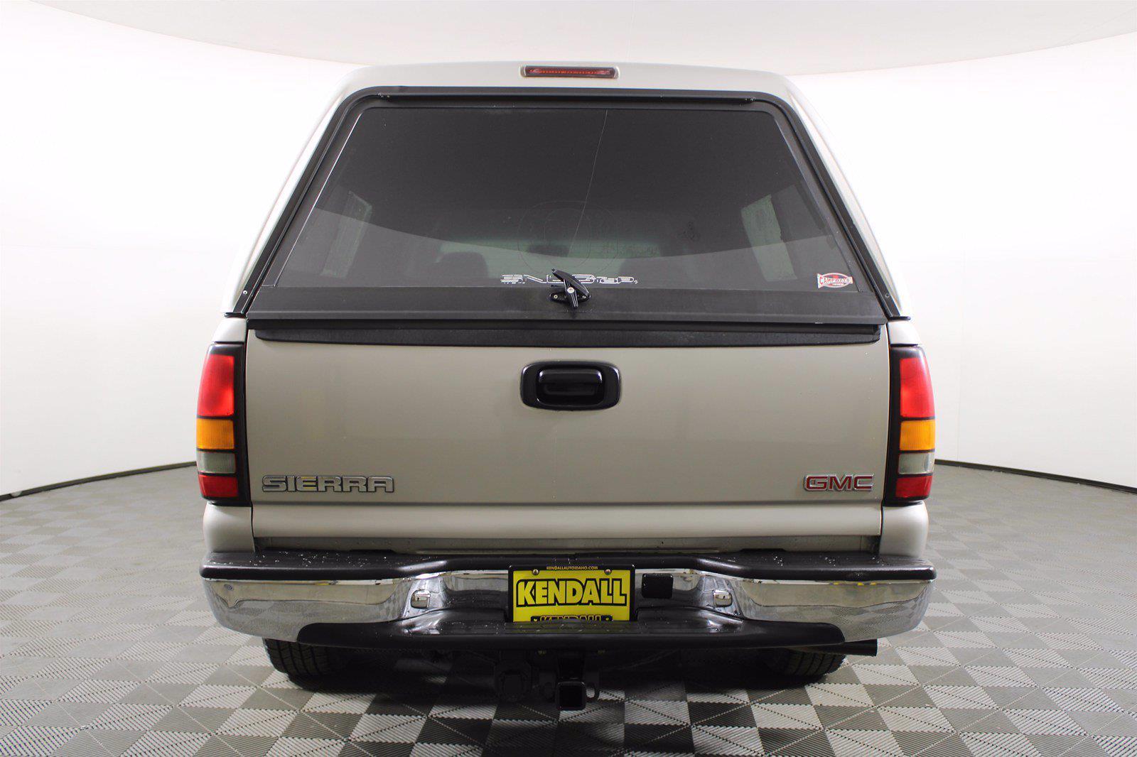 2006 GMC Sierra 1500 Extended Cab 4x2, Pickup #D410267C - photo 1