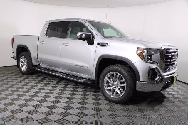 2021 GMC Sierra 1500 Crew Cab 4x4, Pickup #D410285 - photo 4