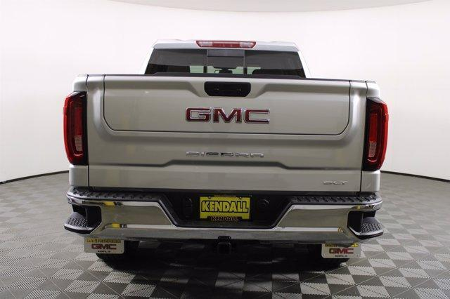 2021 GMC Sierra 1500 Crew Cab 4x4, Pickup #D410285 - photo 8