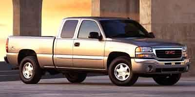 2004 GMC Sierra 1500 Extended Cab 4x4, Pickup #D410379A - photo 1