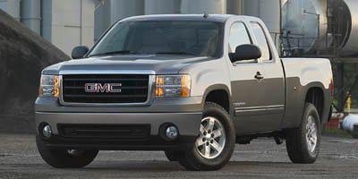 2007 GMC Sierra 1500 Extended Cab 4x4, Pickup #D410397T - photo 1