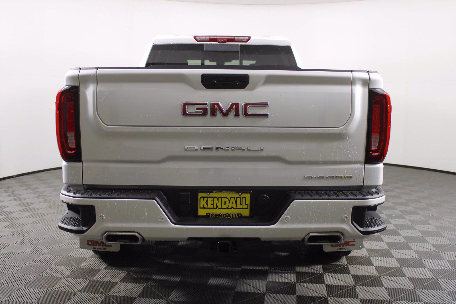 2021 GMC Sierra 1500 Crew Cab 4x4, Pickup #D410421 - photo 6