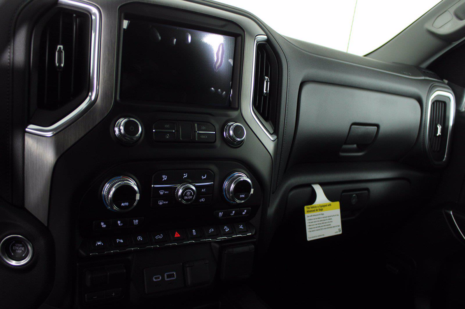 2021 GMC Sierra 1500 Crew Cab 4x4, Pickup #D410421 - photo 11