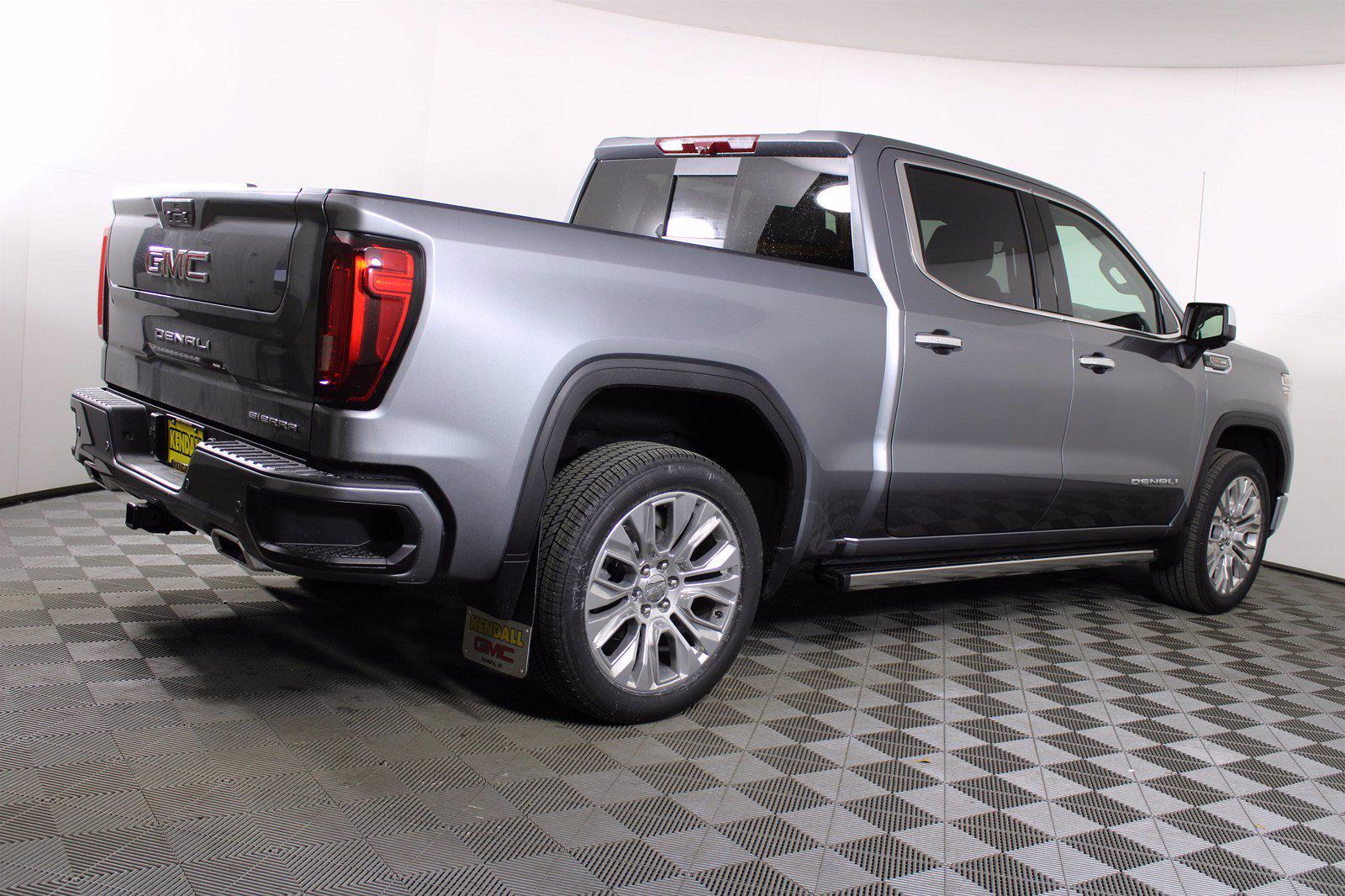 2021 GMC Sierra 1500 Crew Cab 4x4, Pickup #D410429 - photo 7