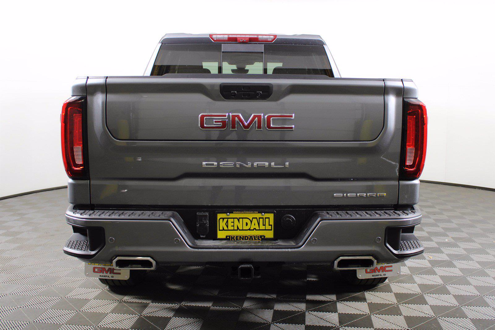 2021 GMC Sierra 1500 Crew Cab 4x4, Pickup #D410429 - photo 8