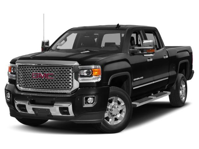 2017 GMC Sierra 3500 Crew Cab 4x4, Pickup #D410455A - photo 2