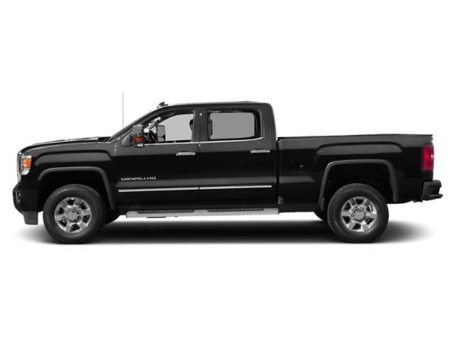 2017 GMC Sierra 3500 Crew Cab 4x4, Pickup #D410455A - photo 4