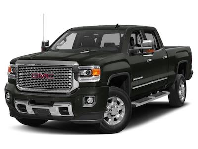 2017 GMC Sierra 3500 Crew Cab 4x4, Pickup #D410455A - photo 1