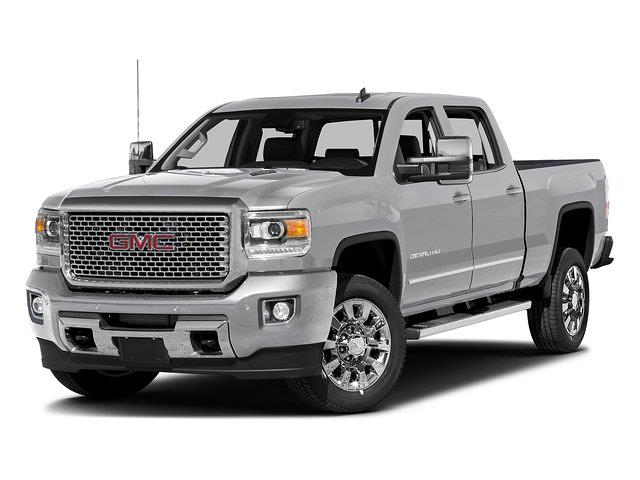 2017 GMC Sierra 2500 Crew Cab 4x4, Pickup #D410463A - photo 1