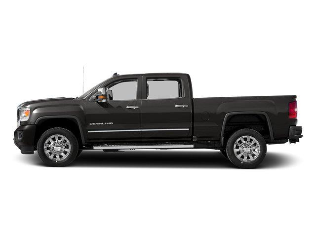 2017 GMC Sierra 2500 Crew Cab 4x4, Pickup #D410463A - photo 4