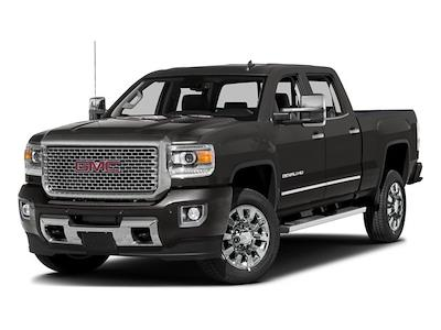2017 GMC Sierra 2500 Crew Cab 4x4, Pickup #D410463A - photo 2