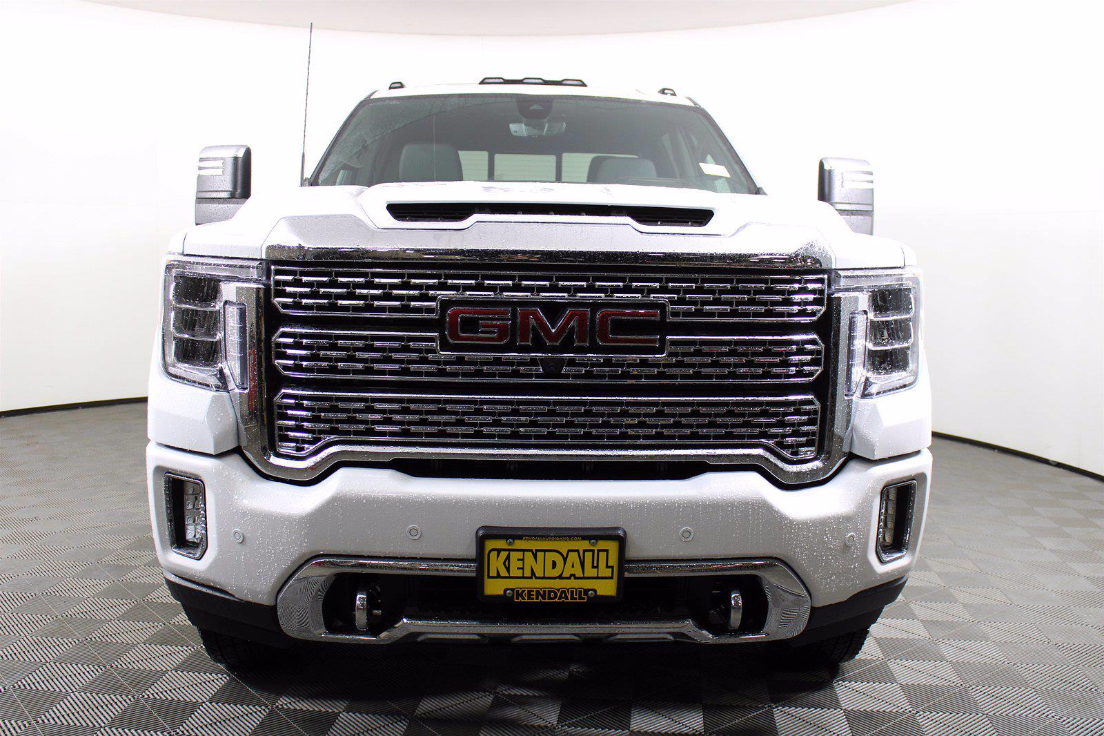 2021 GMC Sierra 3500 Crew Cab 4x4, Pickup #D410490 - photo 3