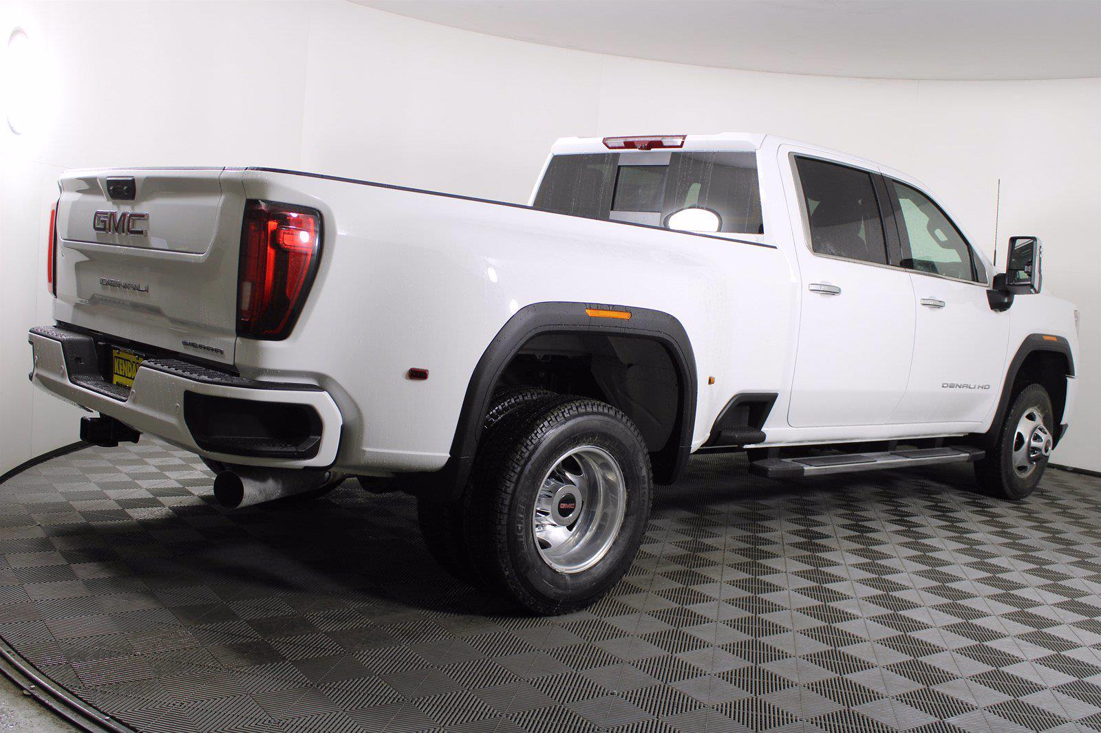 2021 GMC Sierra 3500 Crew Cab 4x4, Pickup #D410490 - photo 6