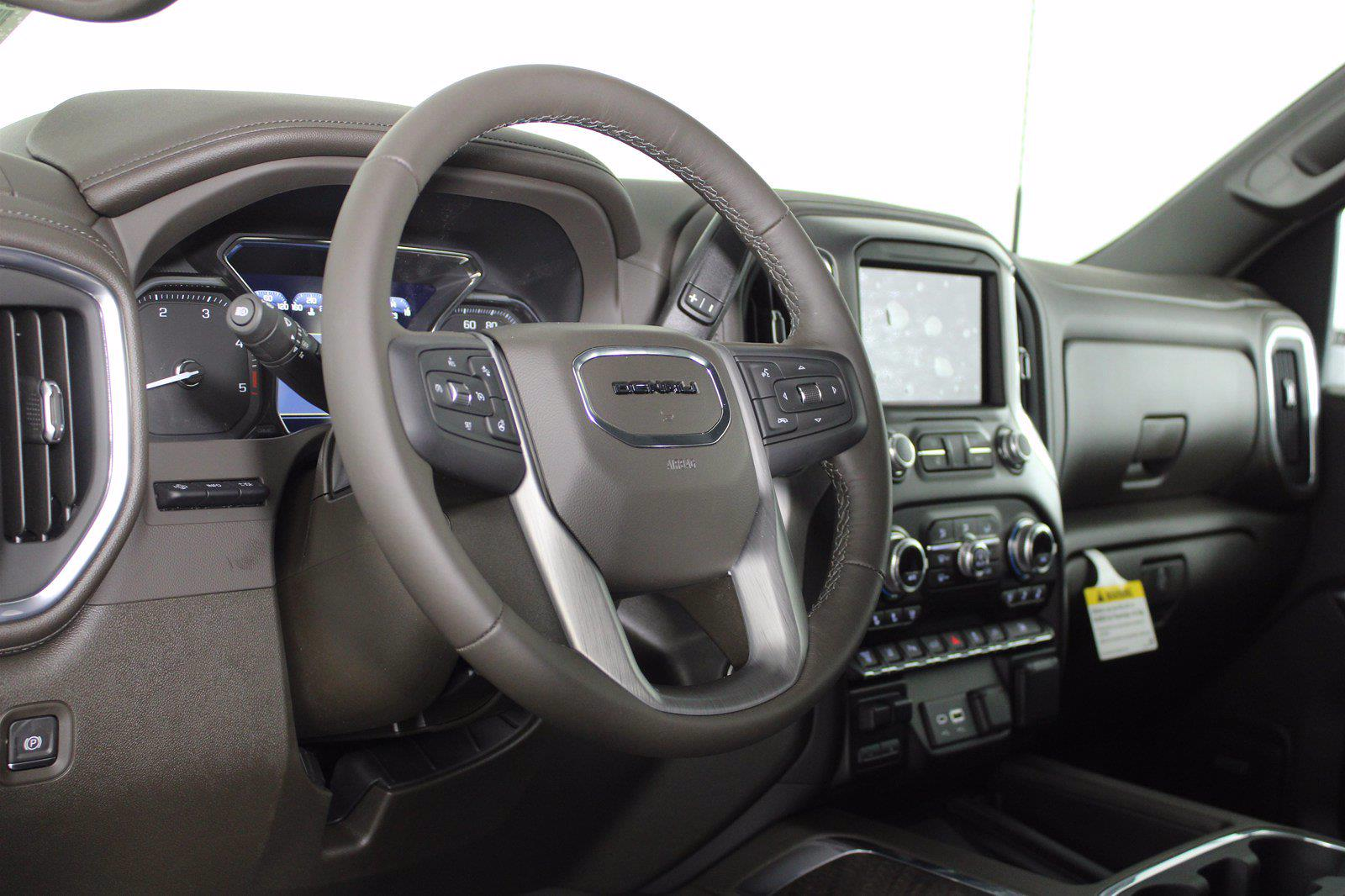 2021 GMC Sierra 3500 Crew Cab 4x4, Pickup #D410490 - photo 9