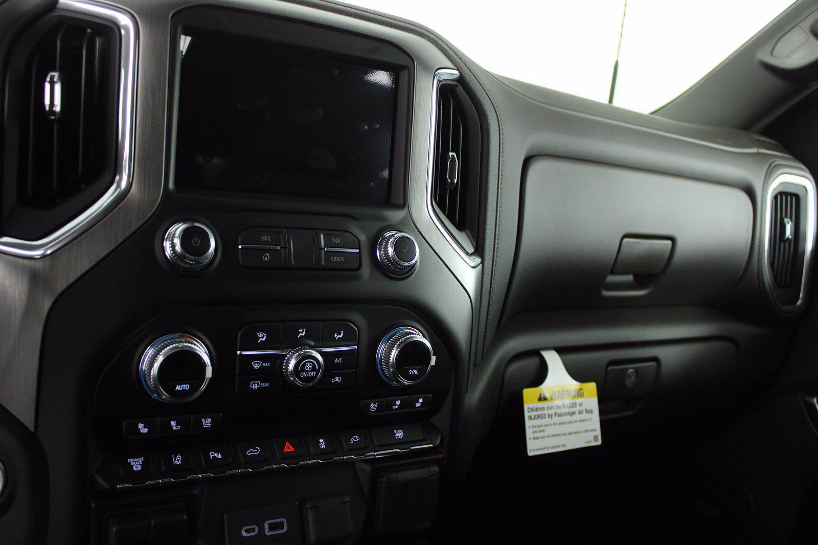 2021 GMC Sierra 3500 Crew Cab 4x4, Pickup #D410490 - photo 10