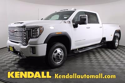 2021 GMC Sierra 3500 Crew Cab 4x4, Pickup #D410490 - photo 1