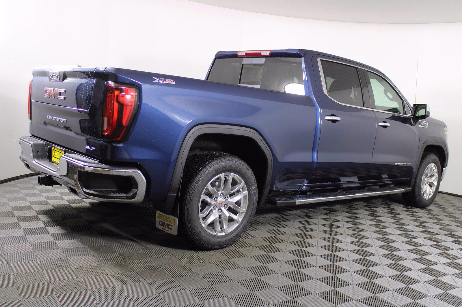 2021 GMC Sierra 1500 Crew Cab 4x4, Pickup #D410566 - photo 7