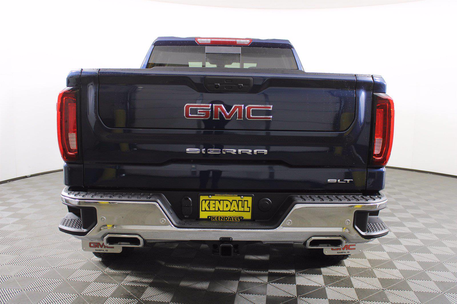 2021 GMC Sierra 1500 Crew Cab 4x4, Pickup #D410566 - photo 8