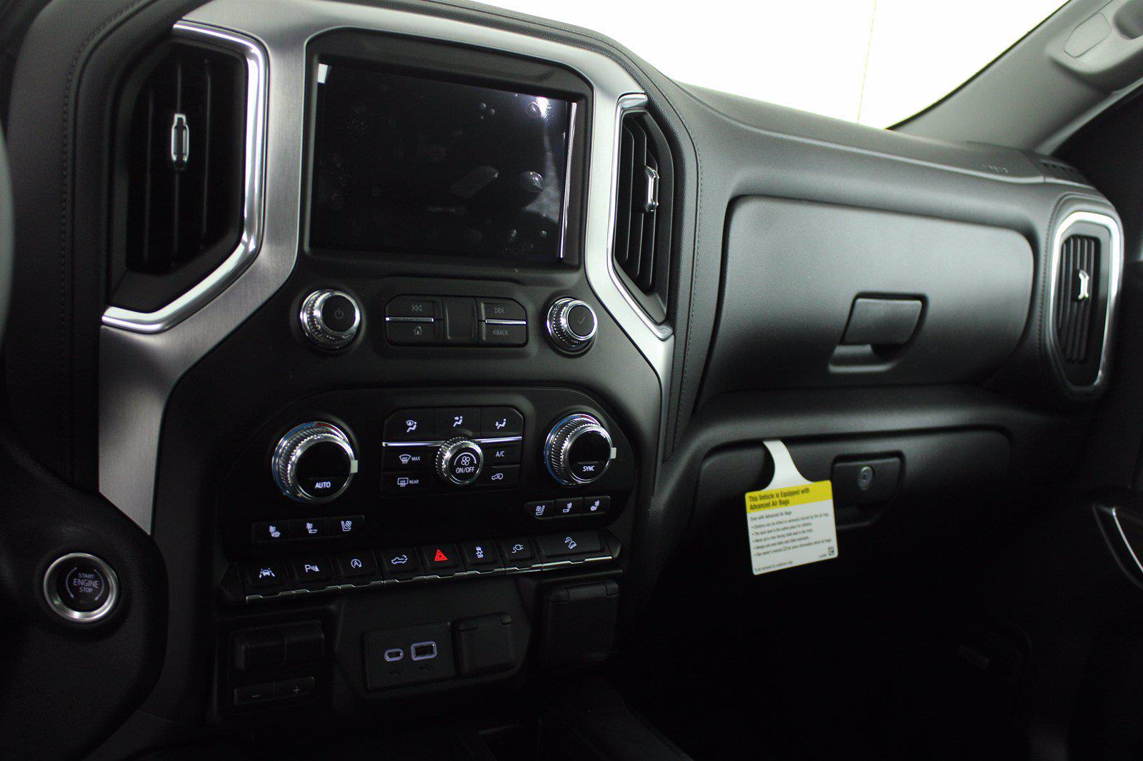 2021 GMC Sierra 1500 Crew Cab 4x4, Pickup #D410566 - photo 12