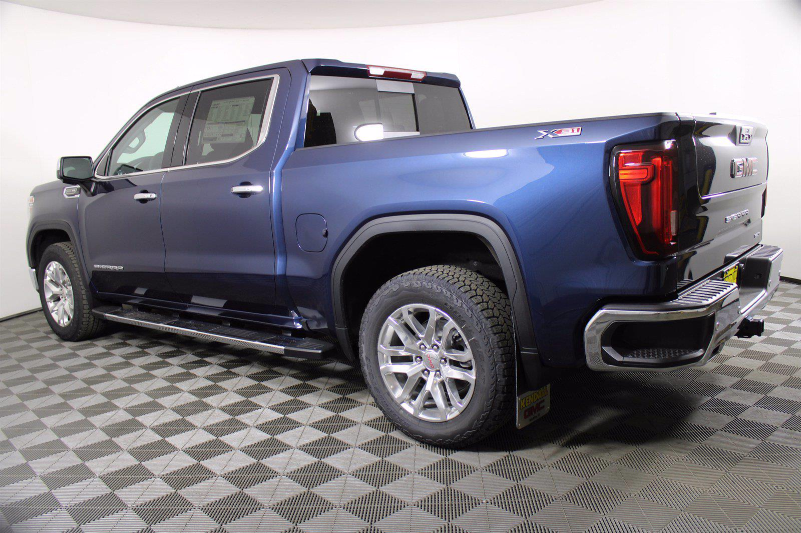 2021 GMC Sierra 1500 Crew Cab 4x4, Pickup #D410578 - photo 1