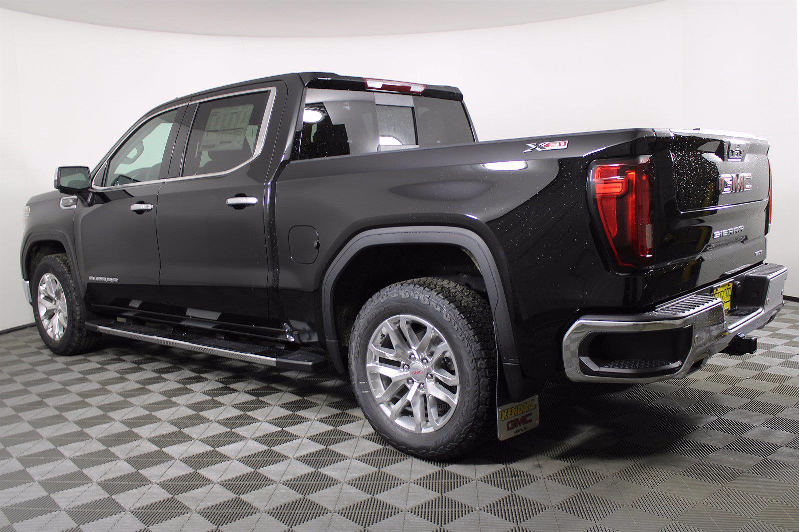 2021 GMC Sierra 1500 Crew Cab 4x4, Pickup #D410580 - photo 1