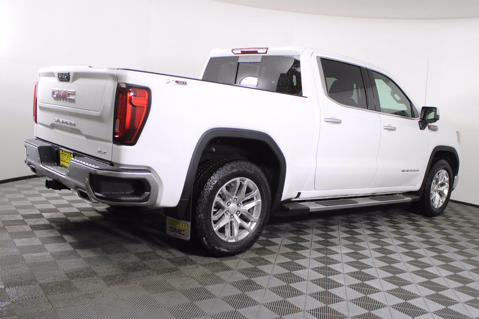 2021 GMC Sierra 1500 Crew Cab 4x4, Pickup #D410585 - photo 6