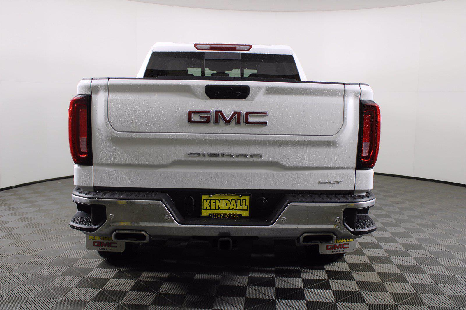 2021 GMC Sierra 1500 Crew Cab 4x4, Pickup #D410585 - photo 7
