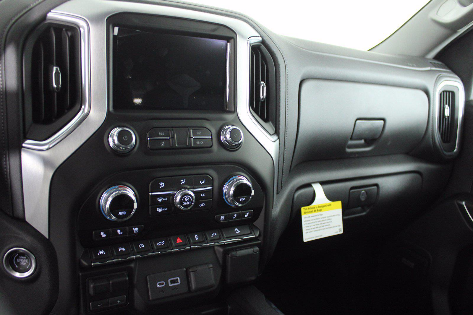 2021 GMC Sierra 1500 Crew Cab 4x4, Pickup #D410586 - photo 10