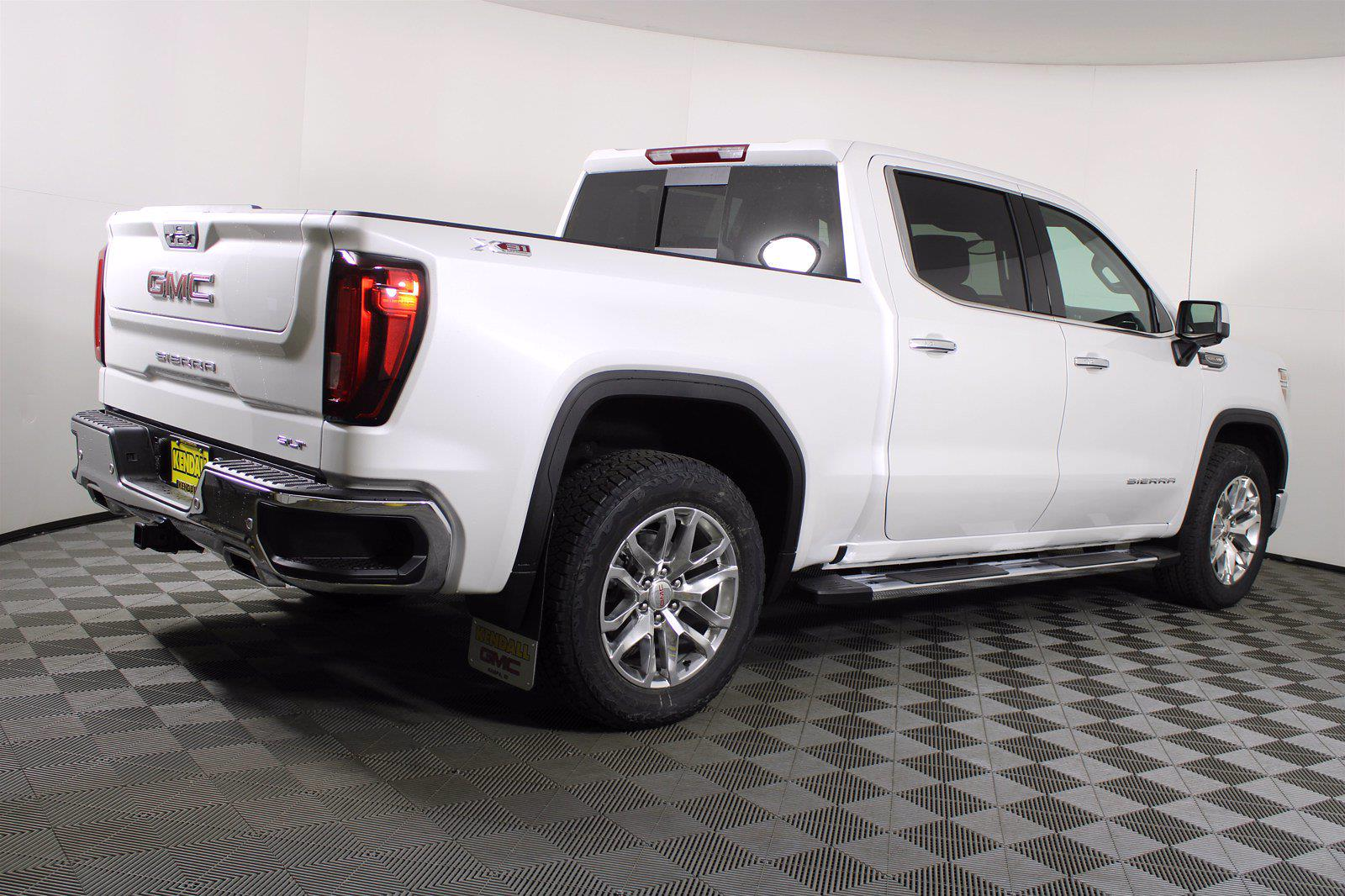 2021 GMC Sierra 1500 Crew Cab 4x4, Pickup #D410587 - photo 7