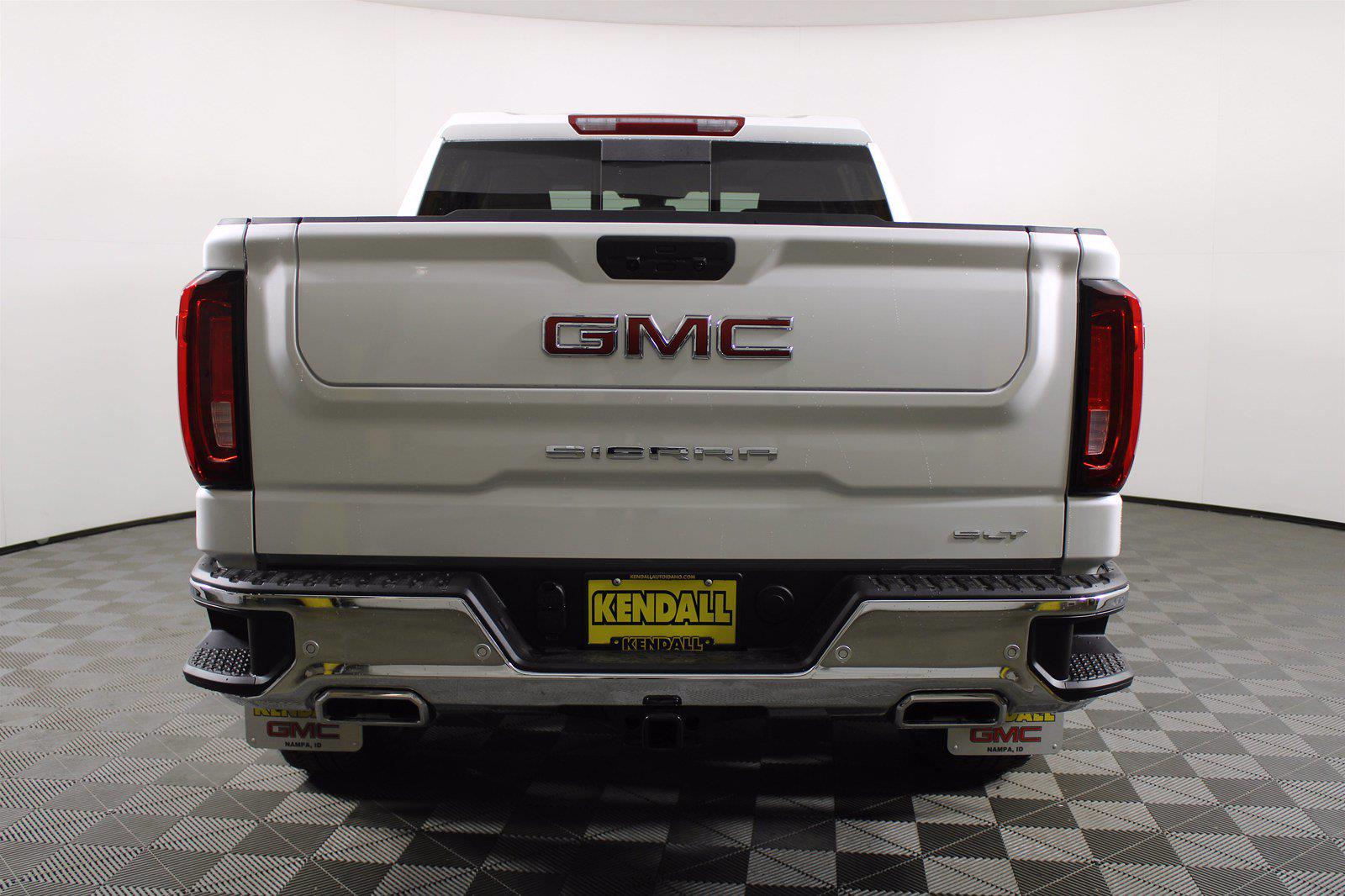 2021 GMC Sierra 1500 Crew Cab 4x4, Pickup #D410587 - photo 8