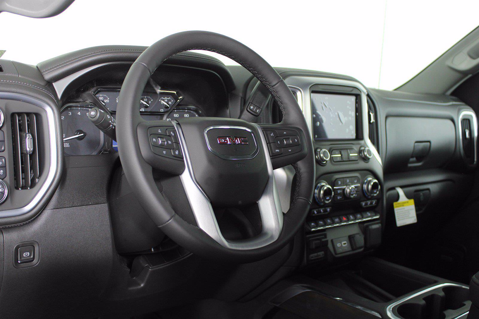 2021 GMC Sierra 1500 Crew Cab 4x4, Pickup #D410587 - photo 10