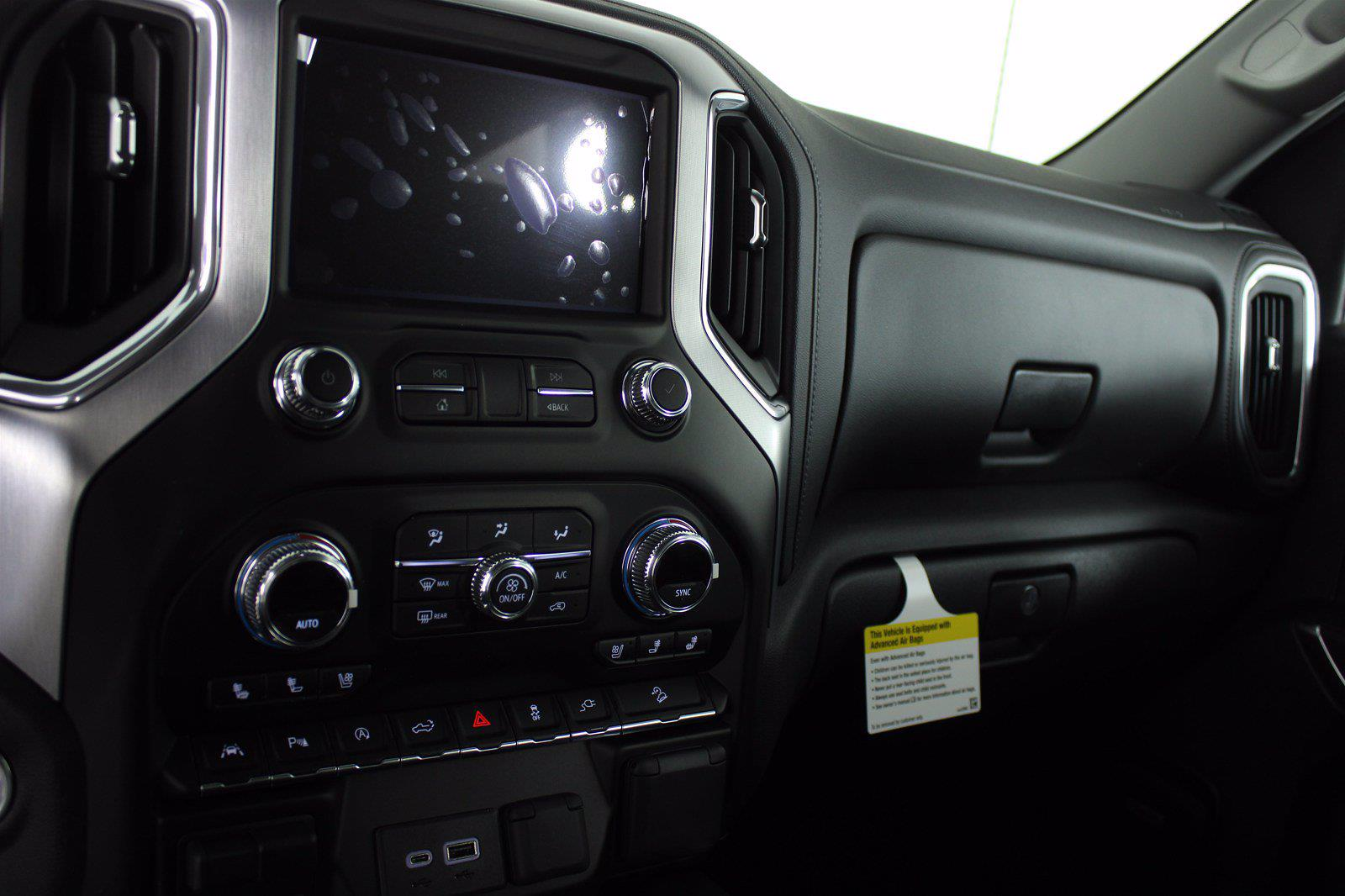 2021 GMC Sierra 1500 Crew Cab 4x4, Pickup #D410587 - photo 12