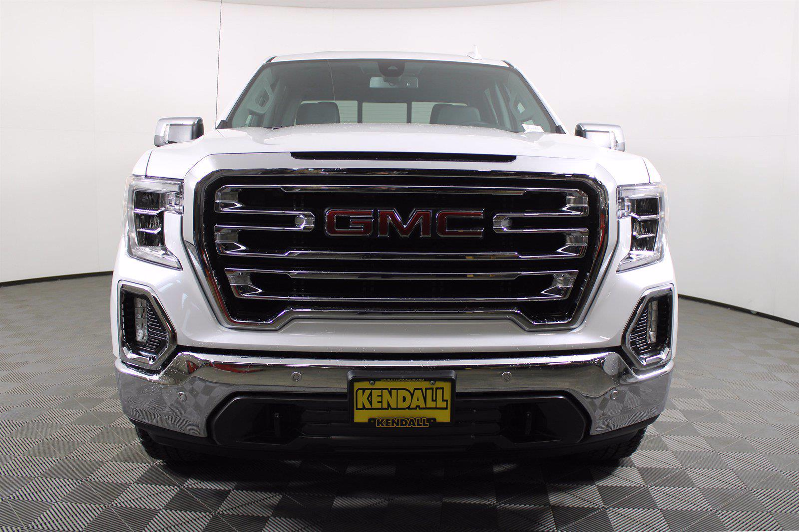 2021 GMC Sierra 1500 Crew Cab 4x4, Pickup #D410587 - photo 3