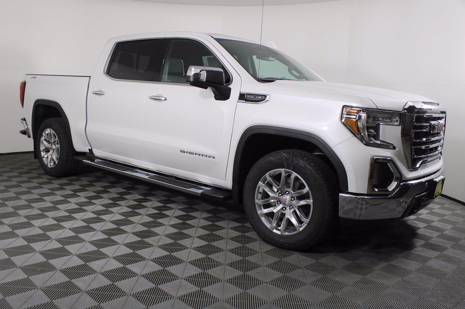 2021 GMC Sierra 1500 Crew Cab 4x4, Pickup #D410587 - photo 4
