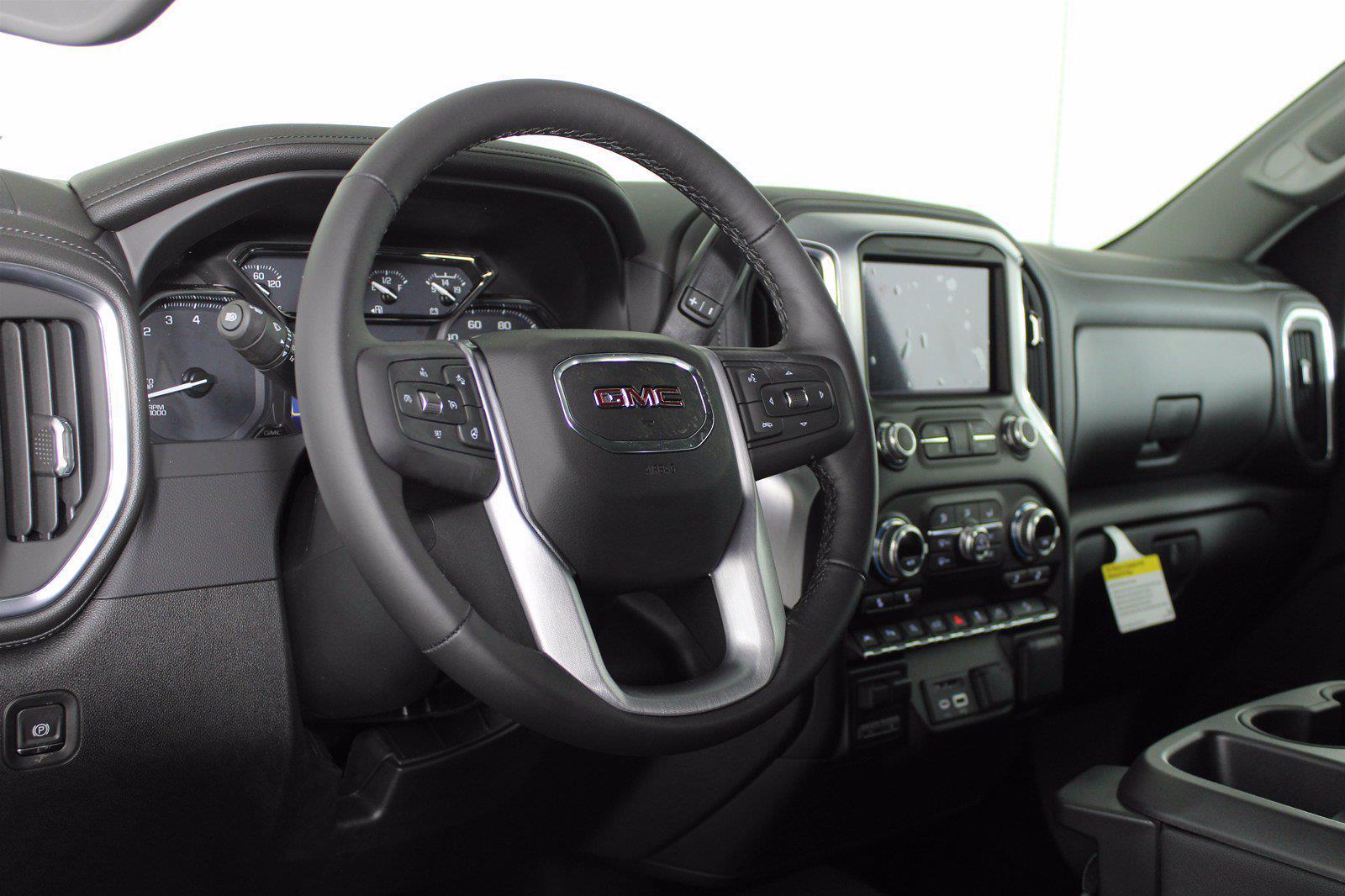 2021 GMC Sierra 1500 Crew Cab 4x4, Pickup #D410588 - photo 10