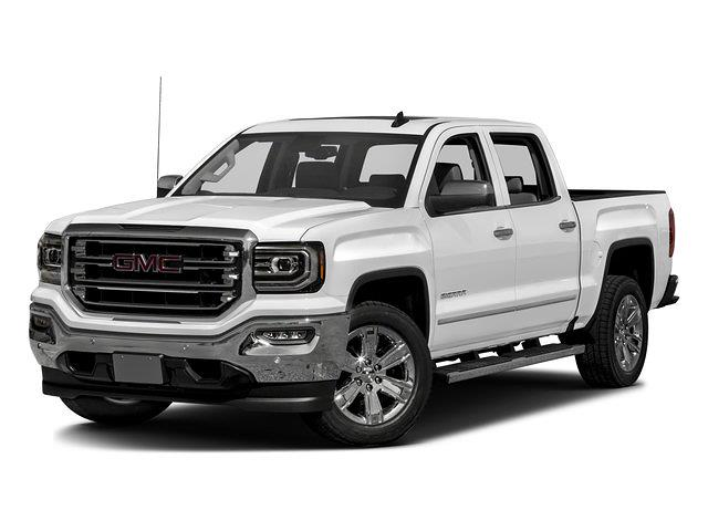 2017 GMC Sierra 1500 Crew Cab 4x4, Pickup #D410591A - photo 2