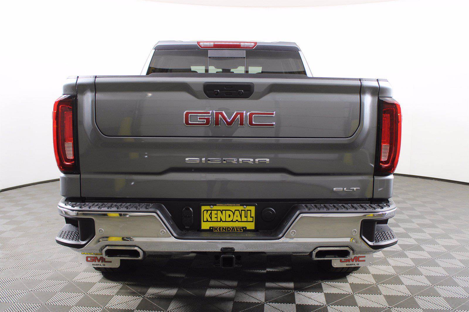 2021 GMC Sierra 1500 Crew Cab 4x4, Pickup #D410592 - photo 7